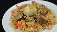 Uzbek Plov   Mom's Dish