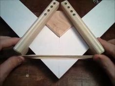 Another picture frame clamp idea - YouTube