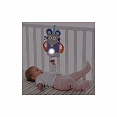 Pluszak-pozytywka z lampką nocną DODO babies