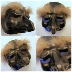 Il Magnifico Commedia dell'Arte character mask
