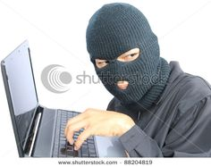Hackers (According to Stock Photo Sites)