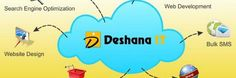 Deshana IT are offering offshore outsourcing mobile app, Web Designing, Web Development Joomla/Magento/Wordpress and CMS customization Company in India.