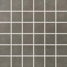 #Aparici #District Ashen #Mosaico 5x5 29,75x29,75 cm | #Porcelain stoneware | on #bathroom39.com at 184 Euro/sqm | #mosaic #bathroom #kitchen