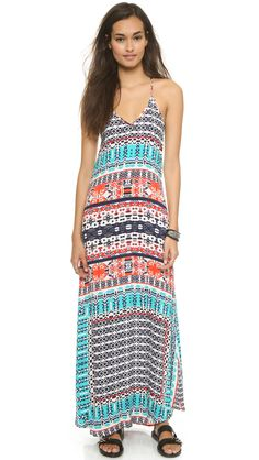 Felicite Maxi Dress - Multi | SHOPBOP.COM saved by #ShoppingIS