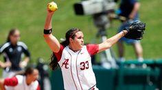 espnW -- Alabama Crimson Tide pitcher Jaclyn Traina finishing fiercely