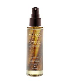 Curly Hair Essentials: Alterna Bamboo Smooth Kendi Oil Mist