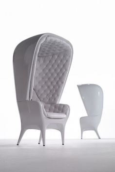 If you buy me this chair, I will do anything for you... as long as I remain seated... By Jamie Hayon