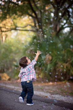 Dana Nicole Photography toddler boy photoshoot at Al Lopez Park Tampa