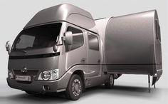 El BeauEr, una caravana extensible, está revolucionando la industria | SFG