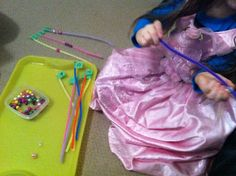Rockabye Butterfly: Hands-on Counting Activities