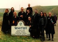 Whitby Goth Weekend. I must attend this.