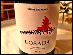 El Alma del Vino.: Losada Vinos de Finca Losada 2010.