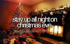 It's Christmas Eve everybodyy!