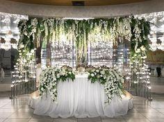...вариации на тему президиум)) #декор #свадьба #свадьбаставрополь #оформлениесвадьбы