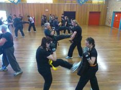 Penrith (RBSD) Reality Based Self Defence & Street Effective Martial Arts  http://www.pfsd.net    When seconds count a disciplined and trained reaction to the suddenness of an attack will decide who prevails, who is injured, who lives and who dies. Penrith RBSD can give you the skills to help you to prevail.    Learn to Defend yourself, Get Fit, Have Fun, Improve your Self Confidence.   All for less than $7.50 per class.  penrithrbsd@optusnet.com.au or Ph: 0409 078322