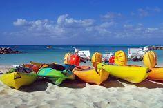 Aruba Kayak Tour to Mangel Halto Barrier Reef