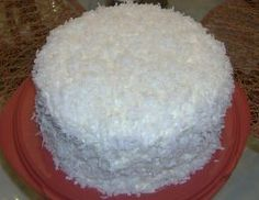 This is truly one of if not the best coconut cakes in the world. And if you can let it along and let it set in the refrigerator for three days before cutting you will be rewarded with a flavor you will never forget. Especially if you love coconut cake like I do. I truly believe this is the best coconut cake that you'll ever eat in your life so pin it so you can find it again. Please comment on this cake.