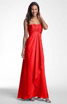10b069d28f31b ML Monique Lhuillier Bridesmaids Strapless Gown (Nordstrom Exclusive)  available