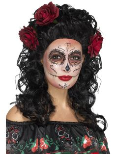 Day of the Dead -ruusuperuukki.
