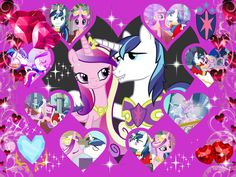 my little pony friendship is magic | cadence and shining armor - My Little Pony Friendship is Magic Fan Art ...