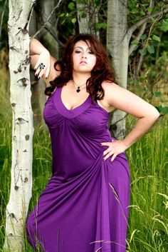 Plus size...I love this dress!!!