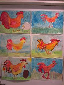 Kässä ja kuvis: maaliskuuta 2012 Art School, Art For Kids, Art Projects, Easter, Painting, Art Education Resources, Drawing S, Art For Toddlers, Art Kids