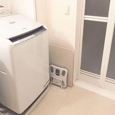 目からウロコ!洗面所のすっきり収納アイデア10選 | RoomClip mag | 暮らしとインテリアのwebマガジン