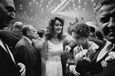 The New York Times wants your help identifying people in photos by the late Garry Winogrand from the Democratic National Convention in Los Angeles in Garry Winogrand, Vivian Mayer, William Klein, Shadow Photos, Robert Frank, Democratic National Convention, New York Photographers, Bw Photography, Photojournalism
