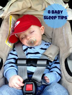 8 baby sleep tips that worked for us