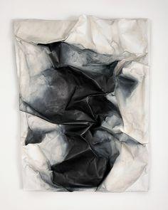 Lauren Seiden   Cream Wrap 2, 2013
