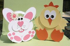 Classic Christina: Incredibly CUTE Easter baskets using the Cricut Art Philosophy Cartridge