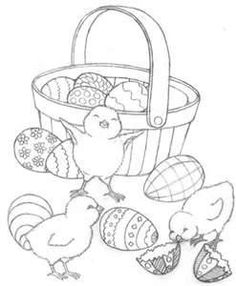 Image detail for -43 Easter Coloring Pages | Free Coloring Page Site