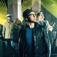 TobyMac in the music video of Eye On It♥ This is such a cool pic!!!