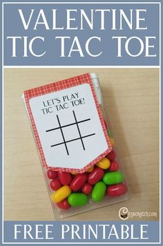 Diy Magnetic Tic Tac Toe Board With Xyron Creative Station  Tic