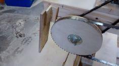 Homemade bandsaw mill