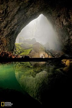 Son Doong cave- Vietnam