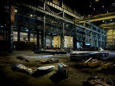 Abdorned warehouse 📷Photo Pin