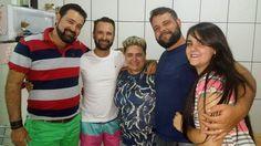 Hoje foi janta com os primos!!!#amei#foibom# by nunamelo http://ift.tt/1TWaufo