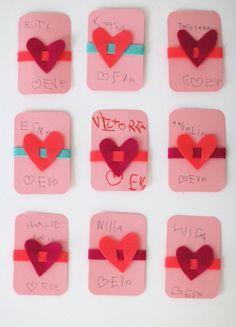 L'atelier du mercredi : Valentin/Valentine   PLUMETIS, le blog