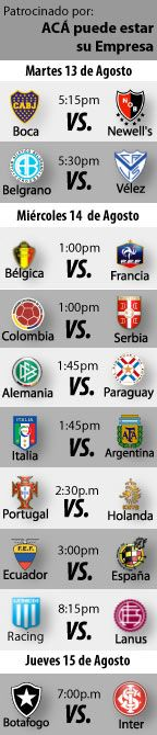 Fútbol recomendado para esta semana: 13 al 15 de Agosto  http://blogueabanana.com/deportes/91-futbol/1137-futbol-recomendado-13-15-agosto.html