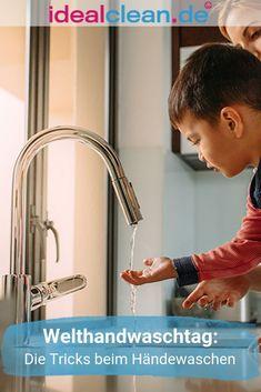 Eine Hand Wascht Die Andere Welthandwaschtag Richtig Waschen Wasche Und Handewaschen