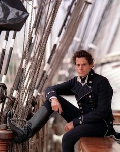 2/30 photos of Gorgeous People in Period Clothes - Ioan Gruffudd (Horatio Hornblower)