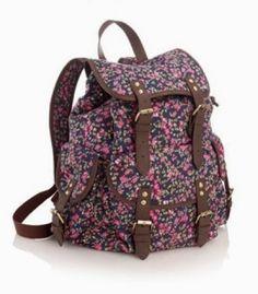 Uma mochila ideal para passear por aí. Mochilas femininas - Pesquisa Google