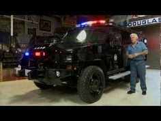 Detroit police excited about SWAT vehicle costing $700,000. Meanwhile, Detroit is bankrupt