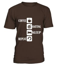 # Coffee Knitting Sleep Repeat  Great Shirt For Knitting Lover .    COUPON CODE    Click here ( image ) to get COUPON CODE  for all products :      HOW TO ORDER:  1. Select the style and color you want:  2. Click Reserve it now  3. Select size and quantity  4. Enter shipping and billing information  5. Done! Simple as that!    TIPS: Buy 2 or more to save shipping cost!    This is printable if you purchase only one piece. so dont worry, you will get yours.                       *** You can…