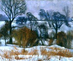 Winter John Arthur Malcolm Aldridge - 1947