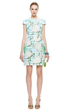 Tweed Dress by Peter Pilotto - Moda Operandi