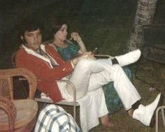 Elvis and Priscilla in Hawaii 5-4-1969 pic.twitter.com/PM4qgZ6AF9