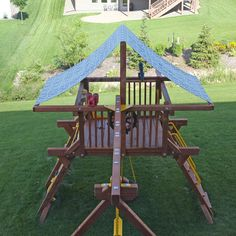 9 Best Rainbow Swing Set Images Swings Outdoor Swing Sets Swing Sets