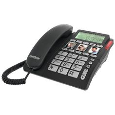 www.tiptel.nl - Tiptel Ergophone 1200 Electronics, Phone, Telephone, Mobile Phones